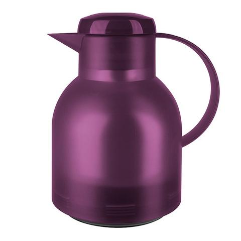 Термос-чайник Emsa Samba (1 литр), фиолетовый