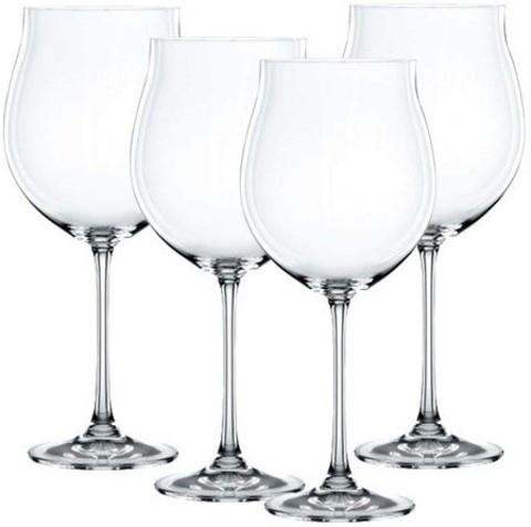 Набор из 4-х бокалов для вина Pinot Noir Vivendi Premium, 897 мл