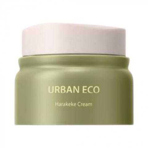 Крем для лица питательный с экстрактом новозеландского льна The Saem Urban Eco Harakeke Cream, 60мл