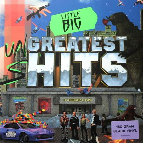 Little Big / Greatest Hits (LP)