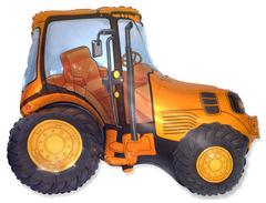 F Мини фигура Трактор (оранжевый), 14