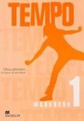 Tempo 1 рабочая тетрадь+CD-ROM