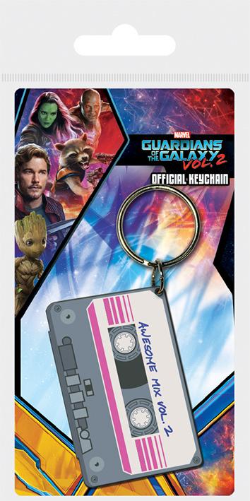 Брелок силиконовый Guardians of the Galaxy Кассета