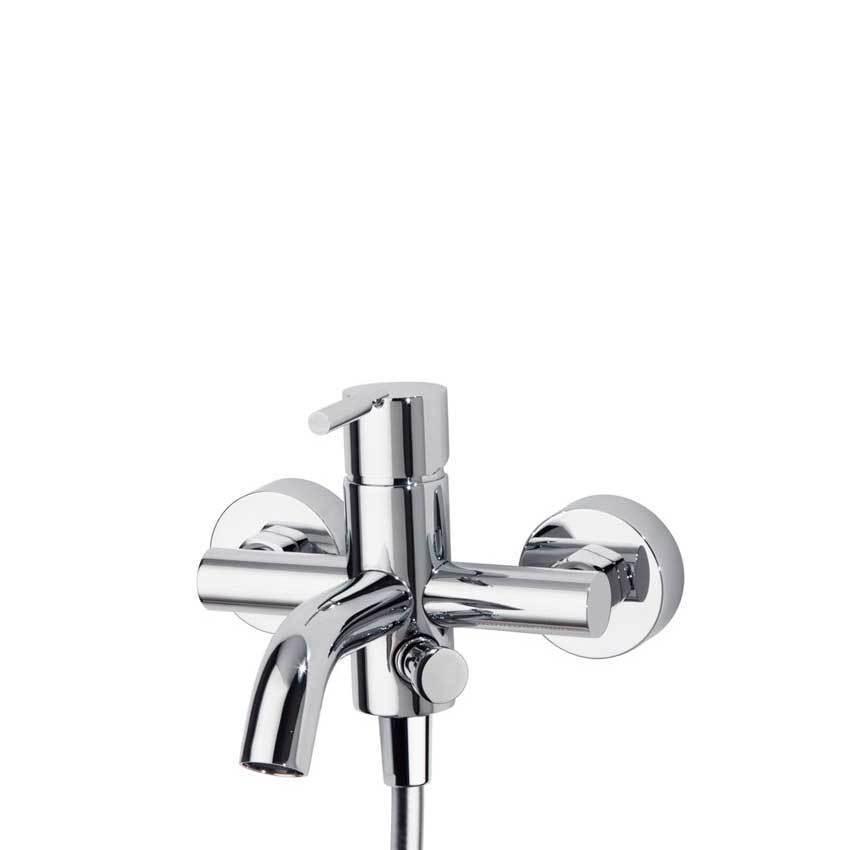 Смеситель для ванны с изливом ATICA 7505S