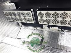 В200хД240хШ120 ГроуБокс 2x Apollo 12 LED 800w SILENT
