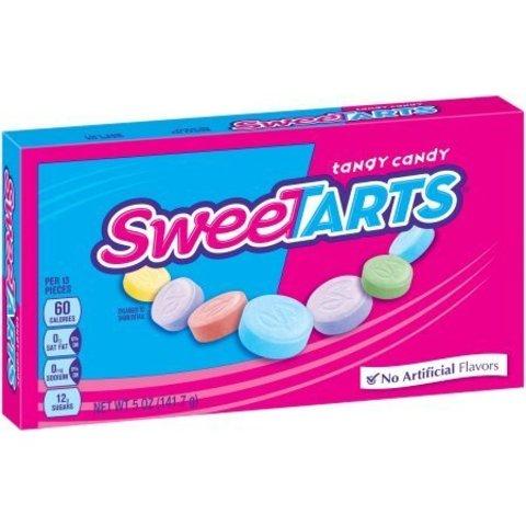 Леденцы с фруктовым вкусом Sweetarts Original 141 гр