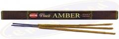 Buxur \ Ароматические палочки  \ İncense Amber  8 pcs