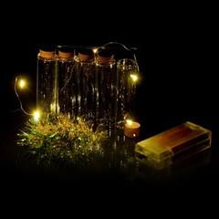 Набор для опытов Новогодняя гирлянда