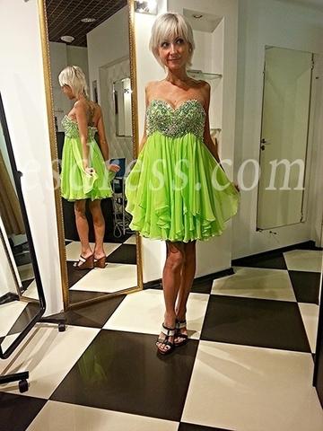 Надя в платье Sherri Hill 3868