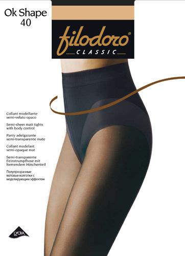 Колготки Filodoro Classic Ok Shape 40