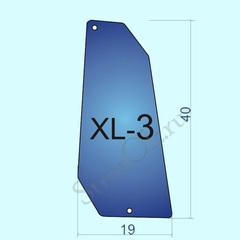 Купить большие пришивные зеркала оптом Sapphire XL-3