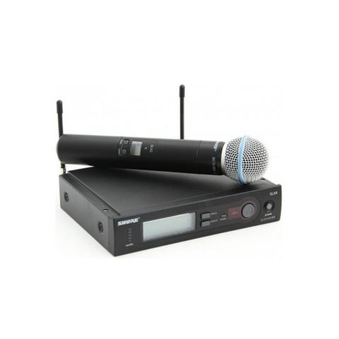 SHURE SLX24E / B58 вокальна радіосистема
