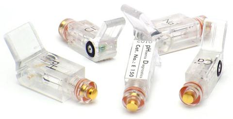 03111695180 микроэлектрод  Р02 Electrode Сobas b 221(Кобас) Roche Diagnostics