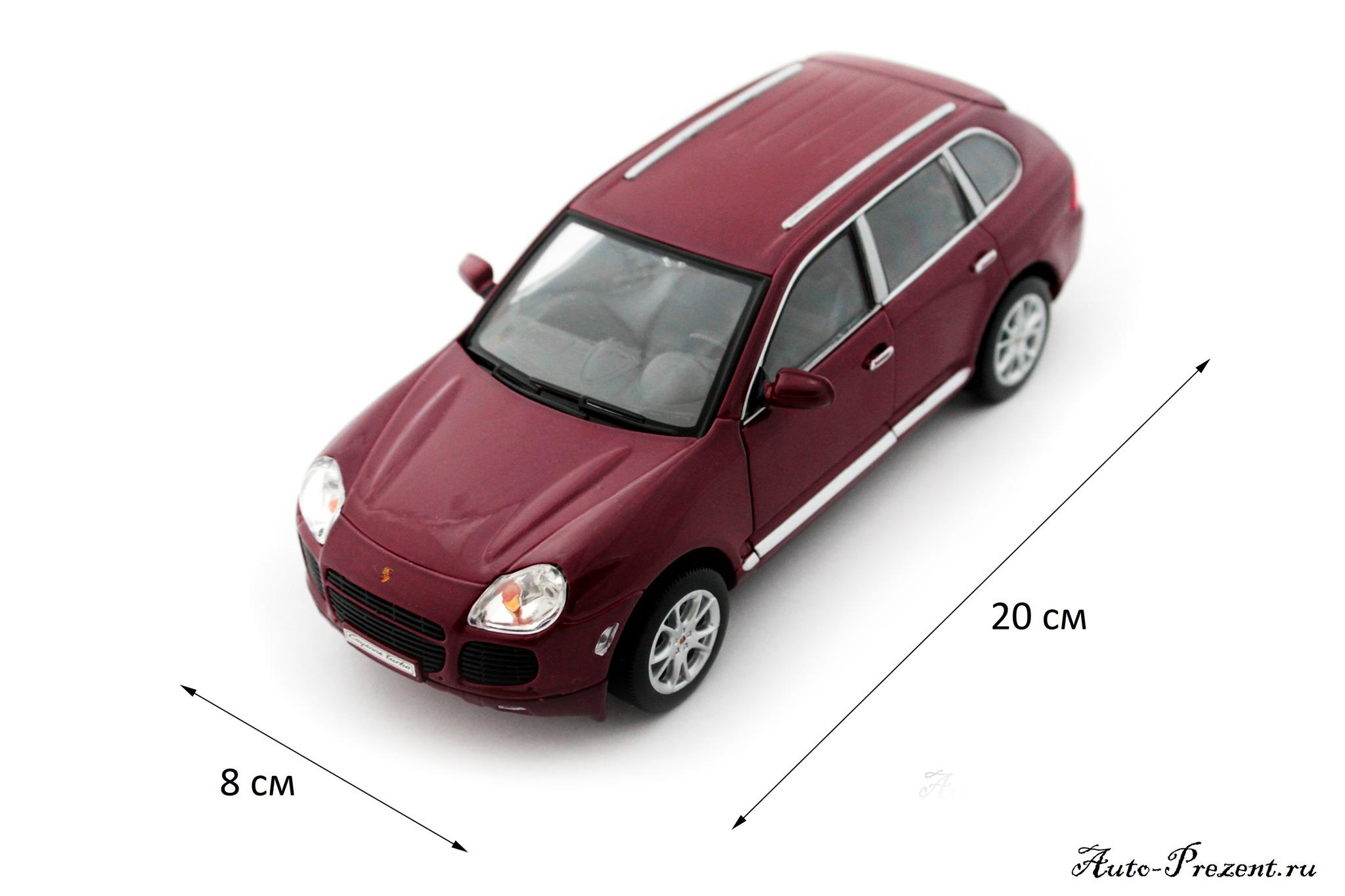 Машинка-игрушка PORSCHE CAYENNE