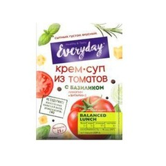 Крем-суп EVERYDAY из томатов с базиликом [п/п 26г*90]