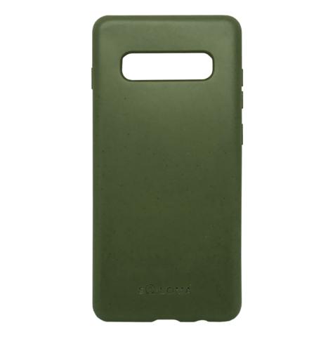 Чехол SOLOMA для телефона Samsung S10 Plus Мох
