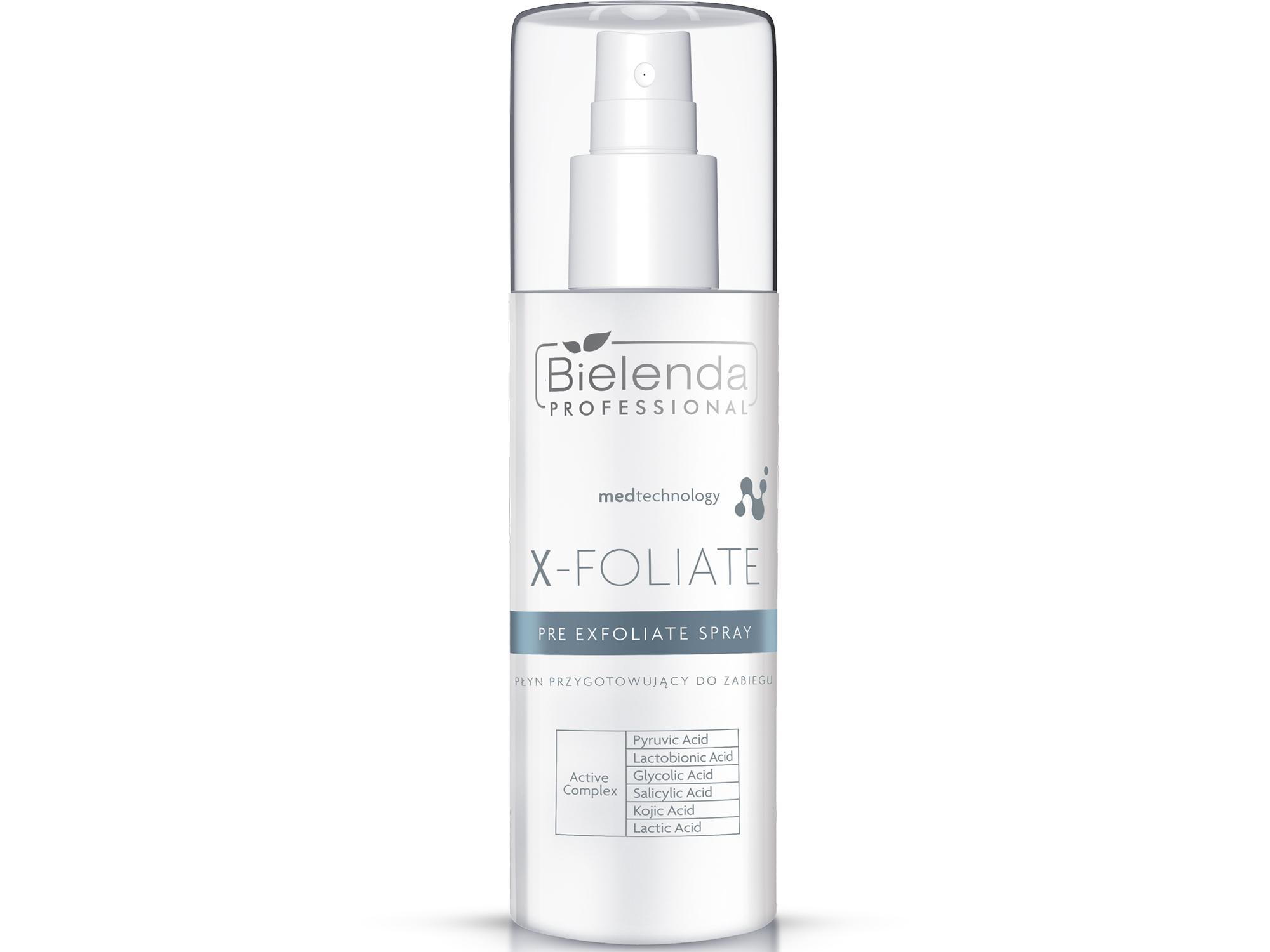 X-FOLIATE Pre Exfoliate Spray - Обезжириватель для лица (предварительная подготовка)