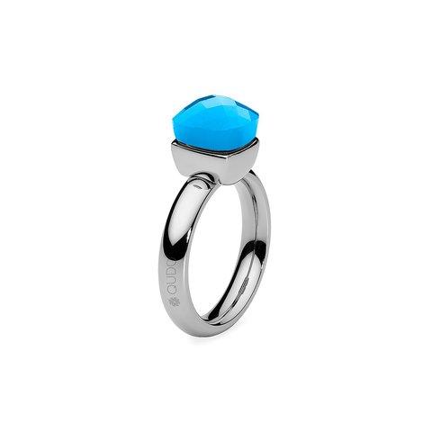 Кольцо Firenze blue opal 17.2 мм 610537/17.2 BL/S