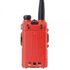 Рация Baofeng UV-5R красная 5 Ватт