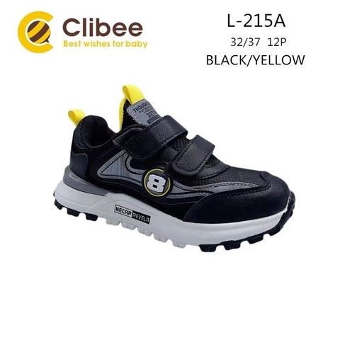 Clibee L215A Black/Yellow 32-37