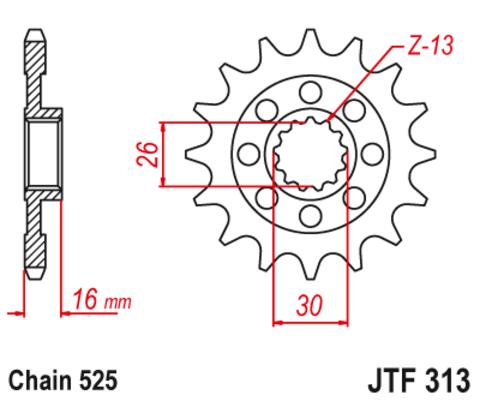 JTF313