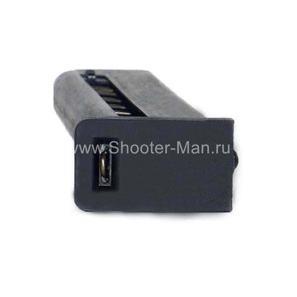 Магазин для пистолета МР-80-13 Т, 45-го калибра на 6 патронов Россия