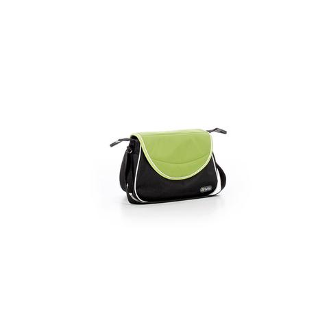 Коляска Tutis ZIPPY ORBIT 2в1 зеленый/салатовый/белый кант