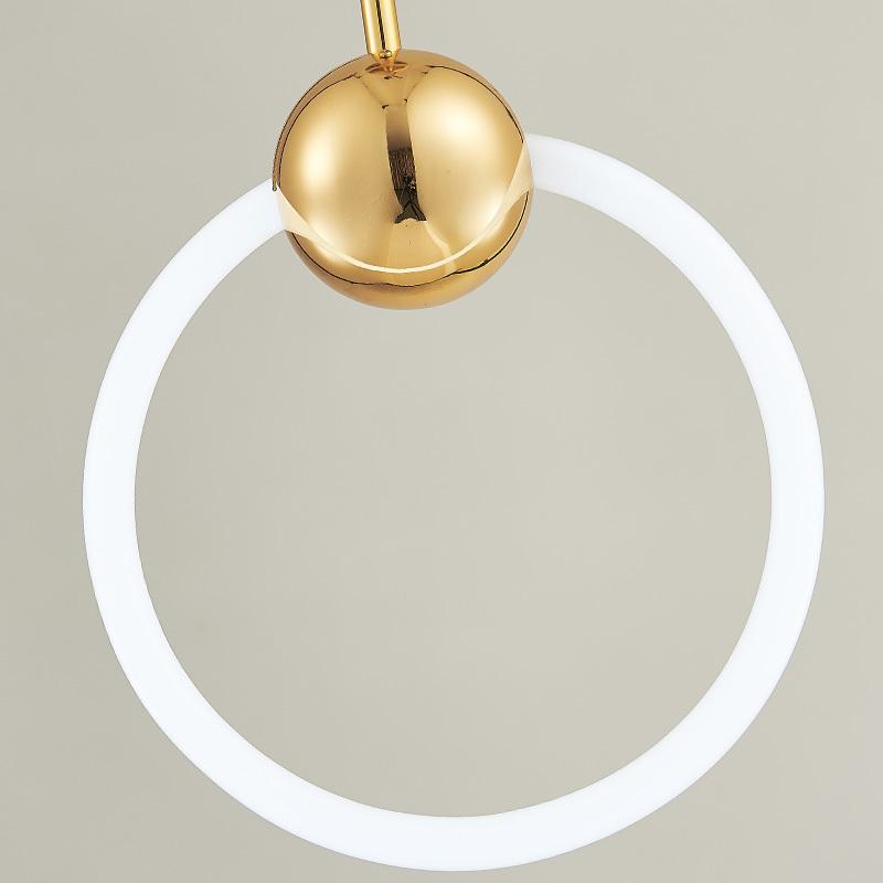 Подвесной светильник Ring Light by Lee Broom