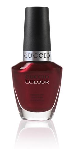 Лак Cuccio Colour, Moscow Red Square, 13 мл.