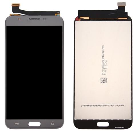 LCD SAMSUNG J7(2017) J727 + Touch Silver Orig MOQ:5
