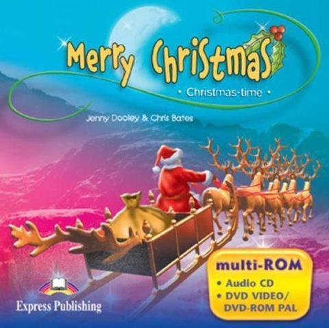 Merry Christmas. Multi-rom