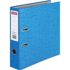Папка-регистратор Attache Colored 75 мм синяя