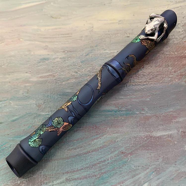 Тактическая ручка Hitori Silence (special edition)