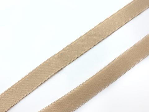 Резинка бретелечная бежевая 25 мм (цв. 126)