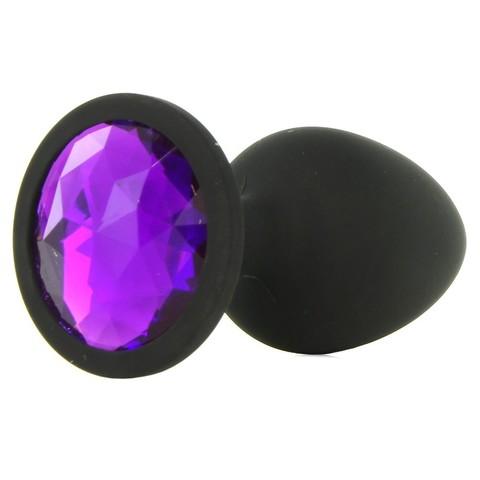 черный/фиолетовый