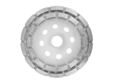 Алмазная чашка РемоКолор ? 150 мм, двурядная