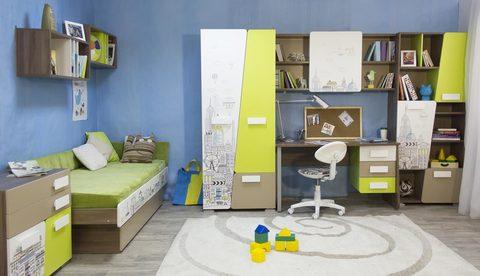 Набор Слэш детская комната