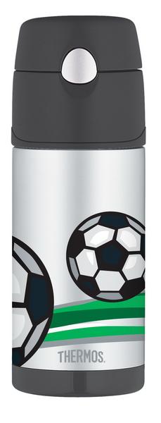 Фляга для детей Thermos Funtainer Soccer (112354)