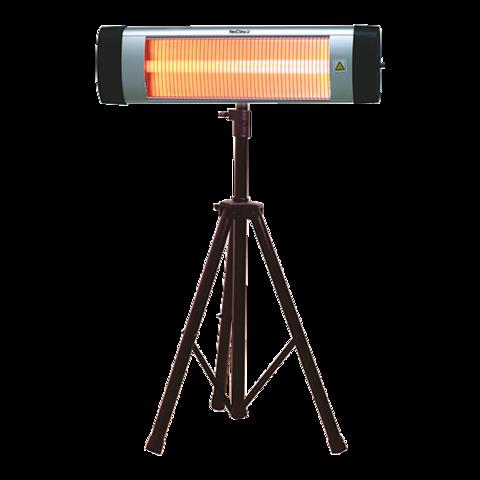 Инфракрасный кварцевый обогреватель Neoclima SHAFT-2.0