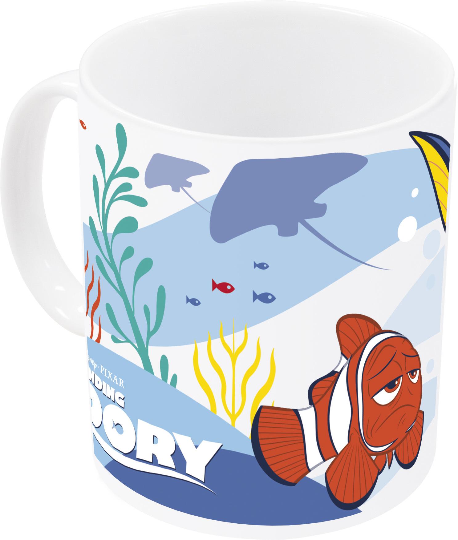 В поисках Дори Кружка керамическая — Cup Finding Dory