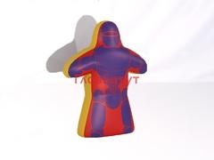 Ростовая фигура для пейнтбола