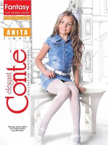 Колготки для девочек Anita Conte