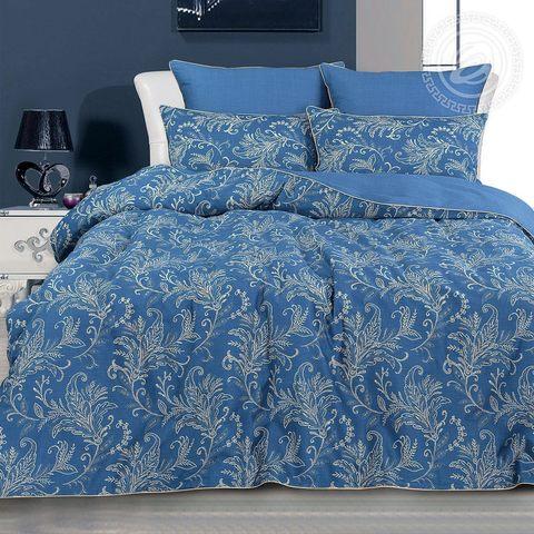 Комплект постельного белья 2 спальный Велюр Ницца