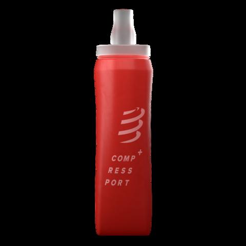 Мягкая фляжка 300ml Красный