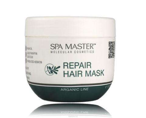 Восстанавливающая маска для волос, 500 мл.