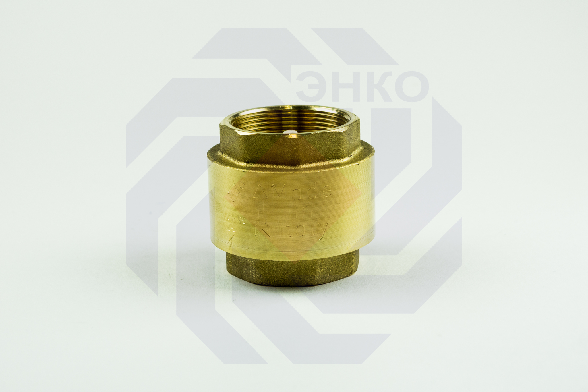 Клапан обратный ВР/ВР BUGATTI EURO 1000 2½