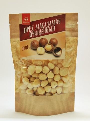 Орех макадамия очищенный, 100 г