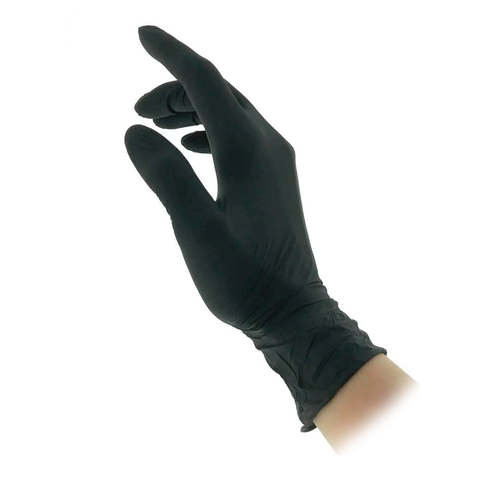 Перчатки латексные без пудры 1 пара