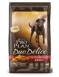 Purina Pro Plan Duo Delice Adult Rich in Beef with Rice Сухой корм для собак Говядина с Рисом 2,5 кг. (12202612)