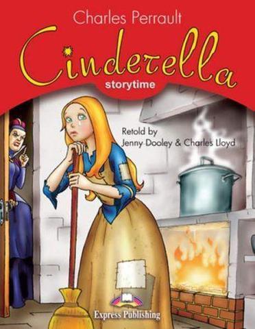 Cinderella. Pupil's book with cross-platform application. Книга для чтения (с ссылкой на электронное приложение). Stage 2 (2-3 классы)